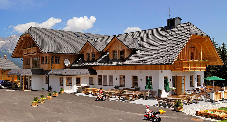 Almhotel Edelweiss - Schladming